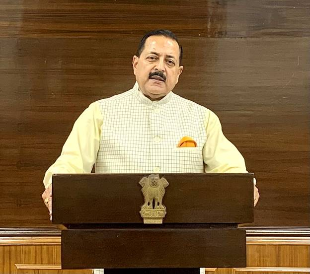Union Minister Dr Jitendra Singh Advocates Mandatory Blood Sugar Test for Every Pregnant Woman, even if she does not have any symptoms;