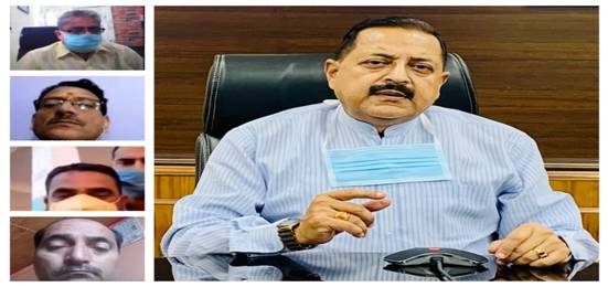 Last 6 years of Modi Government witnessed historic rise in MSP: Dr Jitendra Singh