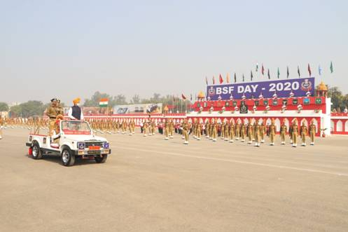 56th Raising Day of Border Security Force (BSF)
