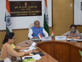 India & Canada To Work Closely for Agriculture Sector