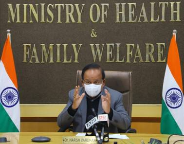 Dr Harsh Vardhan Welcomes Budget 2021 for Increasing the Budget Allocation for Health & Well Bieng