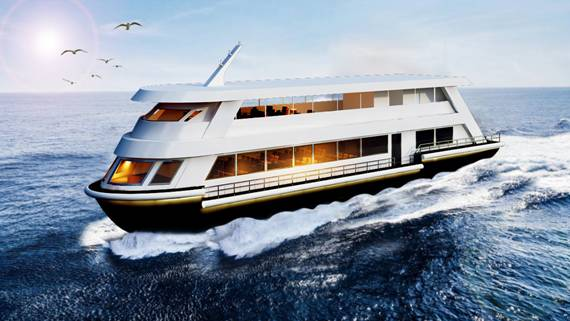 Ramayan Cruise Service will be launched soon on the river Saryu in Ayodhya, Uttar Pradesh