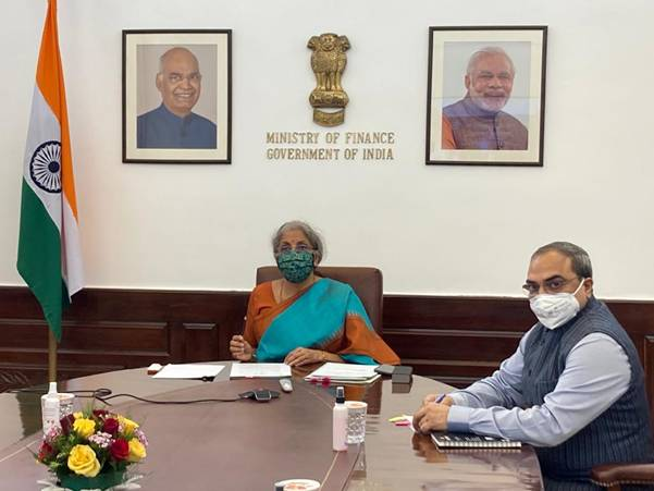 Nirmala Sitharaman Inaugurates Competition Commission of India's South Regional Office in Chennai