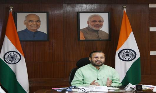 Central, State governments and Industry working in synergy with Citizens is the solution to mitigate Air Pollution: Shri Prakash Javadekar