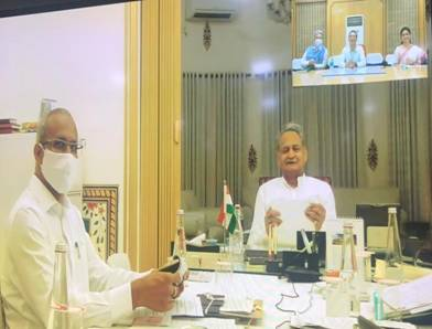 Rajasthan gears up for speedy implementation of Jal Jeevan Mission