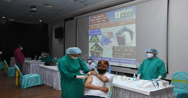 NCL becomes first PSU  To vaccinate Entire workforce for Covid-19