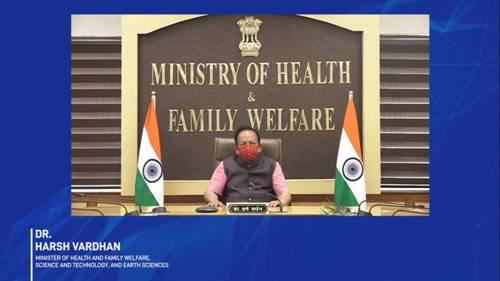 The vaccination drive is a 'Jan Bhagidari Aandolan': Dr. Harsh Vardhan 2