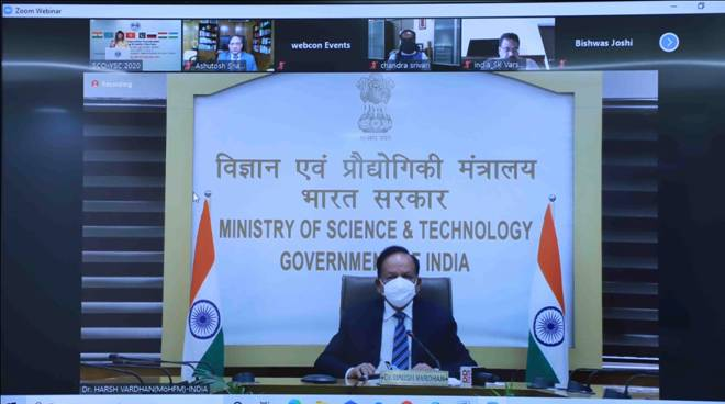Multilateral cooperation is the key to overcoming global challenges such as COVID-19: Dr. Harsh Vardhan 2