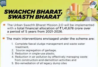 Swachch Bharat, Swasth Bharat