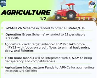 Agriculture 1