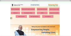 Online Performance Dashboard Empowering Tribals, Transforming India developed by M/o Tribal Affairs launched